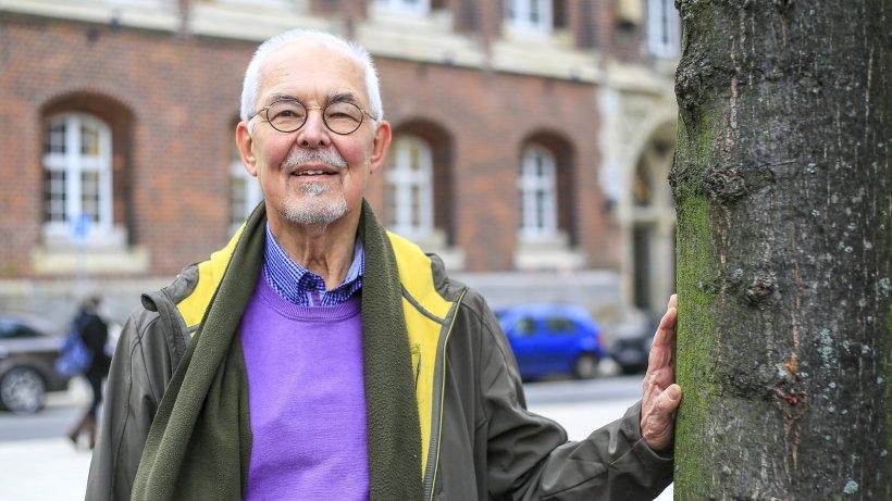 Stifter Michael Lezius (Foto: Michael Rauhe)