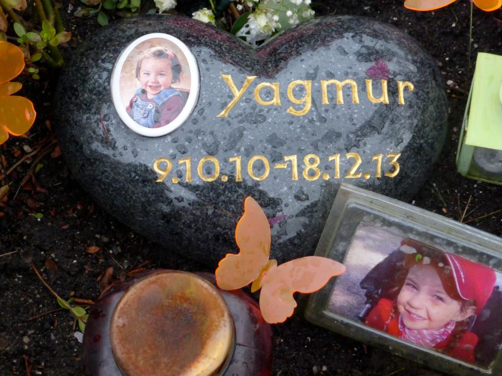 Grab von Yagmur in Hamburg